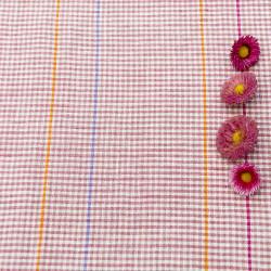 Růžová kostička Rays,...