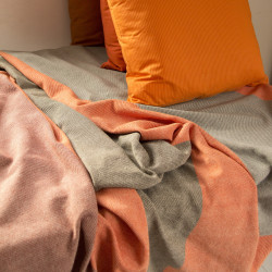 Malaga orange 220x130cm